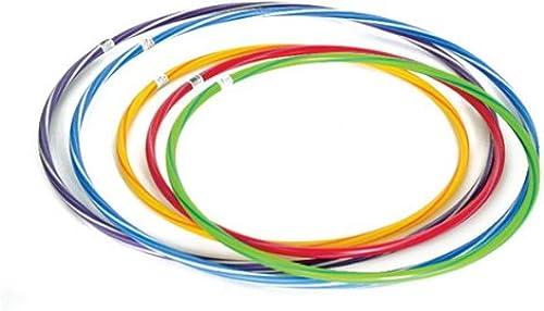 Hula Hoop 60cm, fb. gestr., 25 Stück