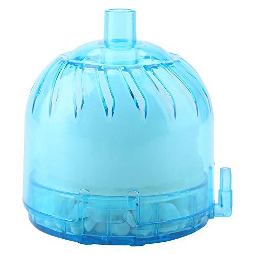 Garosa Aquarium Luchtfilter mini ronde vorm aquarium biochemische spons actieve koolfilter praktische filtratie gereedschap
