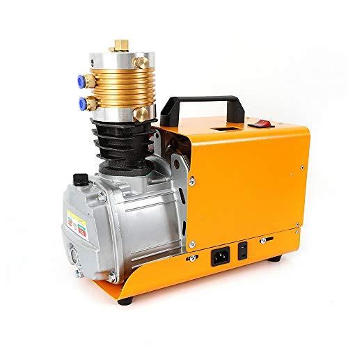 Compresor de aire eléctrico de alta presión, 1800 W, 300 bar, autoapagado eléctrico, para PCP, compresor de aire
