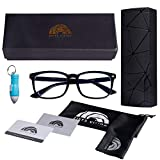 Ziffs Vision Blue Light Blocking Glasses - Gaming Glasses - Free Magnetic case