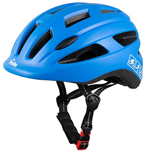 TurboSke Toddler Bike Helmet, CPSC Certified Multi-Sport Adjustable Helmet for Kids Boys and Girls Age 3-5 (Blue)