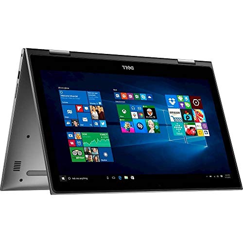 2019 Dell Inspiron 5000 Series Convertible 2-in-1 15.6' FHD Touchscreen IPS Laptop, Intel Quad-Core i5-8250U Processor, 8GB DDR4 Memory, 512GB SSD, Backlit Keyboard, USB 3.0, Windows 10 Home