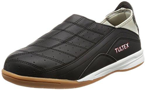 [AITOZ]アイトス 51604_010 L TULTEX タルテックス セーフティシューズ 作業靴 鋼製先芯 踵踏み 3E (26-26.5cm) ブラック