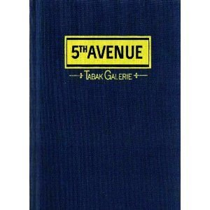 5th Avenue Tabak Galerie (Dritter illustrierter Katalog 1978 / '79) [Textileinband - Rara]