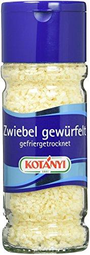 Kotanyi Zwiebel gefriergetrocknet, 4er Pack (4 x 17 g)