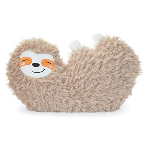 Sloth Seat Belt Pillow, Car Seat Cushion (17.5 x 10.5 x 5 in)