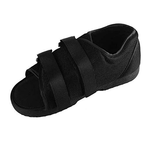 Calzado Posoperatorio, Caminata Médica Liviana, Soporte Ortopédico Duradero para Los Dedos del Pie, para Huesos Rotos