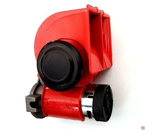 Bocina de aire fuerte 12V 139db con compresor de aire integrado coche...