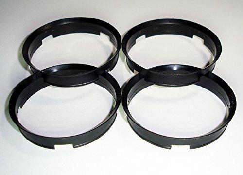 Centradores 4 LLANTA 67.1-66.1 Aros para Llantas DE Aluminio ARCASTING ASA ATP...