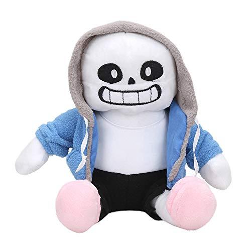 Under-Tale Sans Plush Gefüllte Puppe Papyrus Plüschfigur Spielzeug Hugger Kissen Cosplay Puppe Kinder