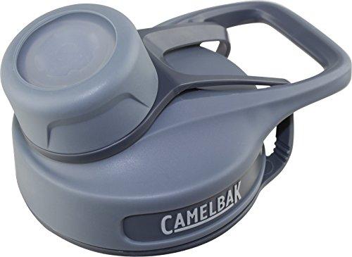 Camelbak Trinksystem Chute Cap Grey Tether Trinkflasche-zubehör, One Size
