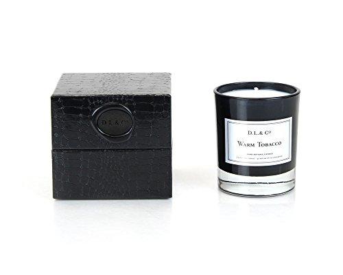D.L. & Co. DL-2169 Warm Tobacco Smoke Candle
