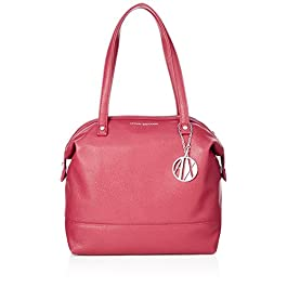 Armani Exchange Tote Bag Leather, Cabas