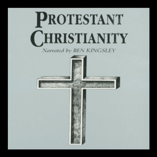 Protestant Christianity audiobook cover art