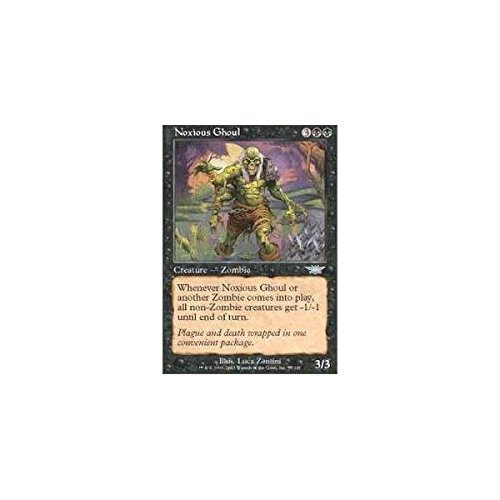 Magic: the Gathering - Noxious Ghoul - Legions