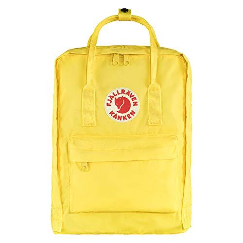 Fjällräven Unisex-Adult Kånken Sports Backpack, Corn, One Size