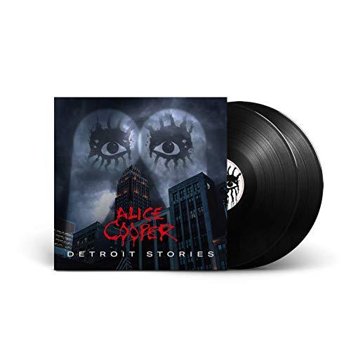 Alice Cooper - Detroit Stories (2LP Gatefold Schwarz) [Vinyl LP]