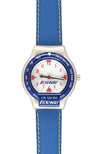 Montre K WAY KW010 Bleu