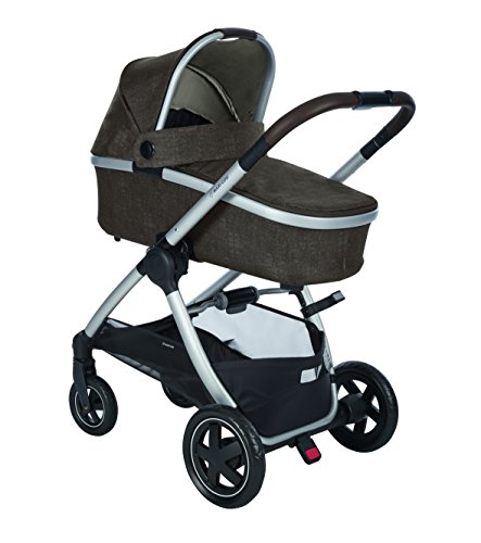 Maxi-Cosi - Oria-Capazo grande para cochecito y carrito de bebé Maxi-Cosi marrón Nomad Brown