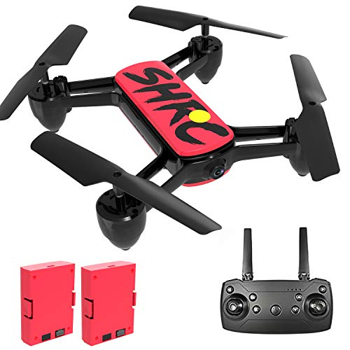 Drone w/ 4K Camera,HD WiFi Transmission Live Video Only $47.25 (Retail $189.00)