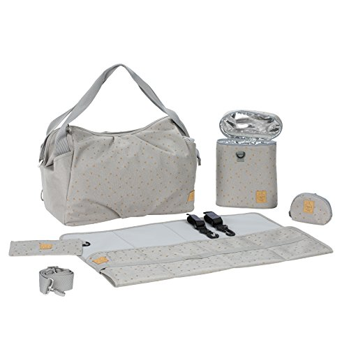 Lässig Casual Twin Sac Triangle Gris Clair