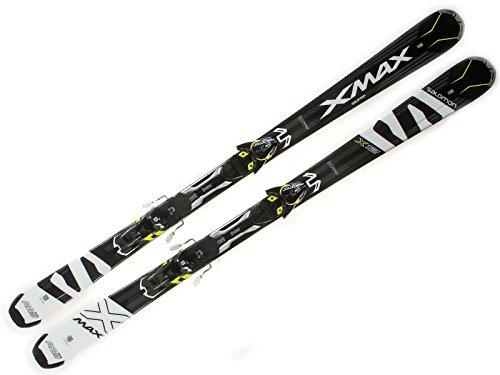 SALOMON Ski X-MAX + Bindung XT12 TI C90 2017
