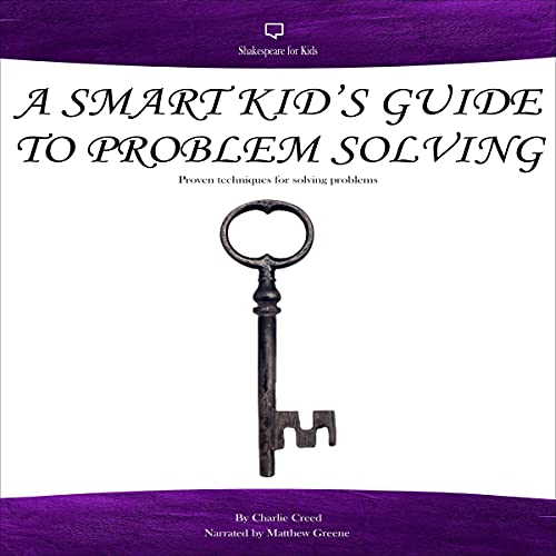 『A Smart Kid's Guide to Problem Solving』のカバーアート