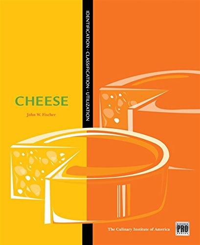Fischer, J:  Kitchen Pro Series: Guide to Cheese Identificat (Professional Kitchen)