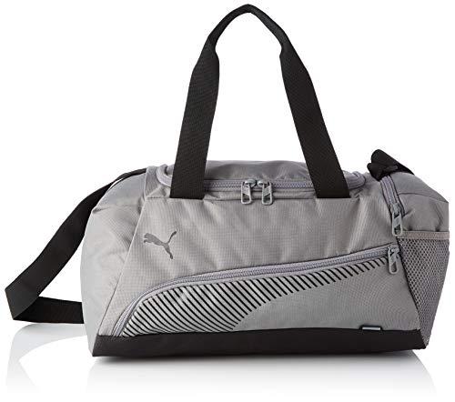 PUMA Unisex's Fundamentals Sports Bag XS, Ultra Gray, OSFA