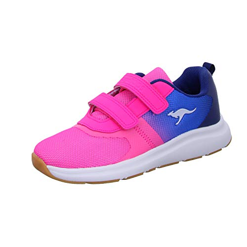 KangaROOS KB-Agil V Sneaker, Daisy Pink/Navy 6134, 37 EU