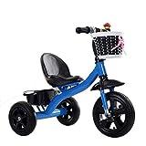 CAIMEI Bicicleta de Entrenamiento Triciclo Triciclo para Niños 'Triciclo...