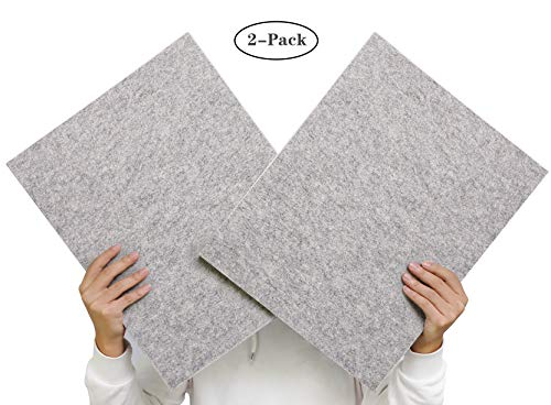 2 Pack of Wool Ironing Pad for Quilting - 13.5