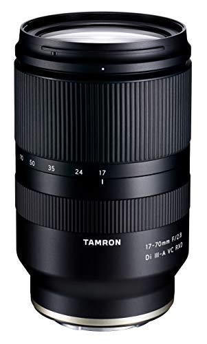タムロン 17-70mm F/2.8 Di III-A VC RXD ソニーEマウント用 (Model B070)