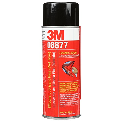 3M Silicone Lubricant Plus - Wet Version, 08877, 9 oz