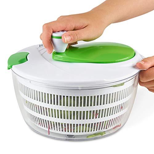 Vinsani® Multifunktions-Salatschleuder für Gemüse und Obst