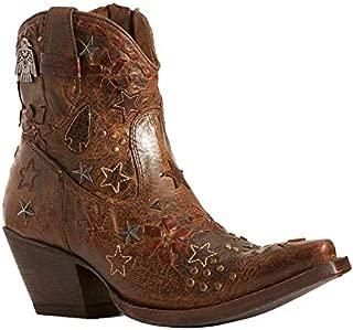 ARIAT Women's Starla Boot, Woodsmoke
