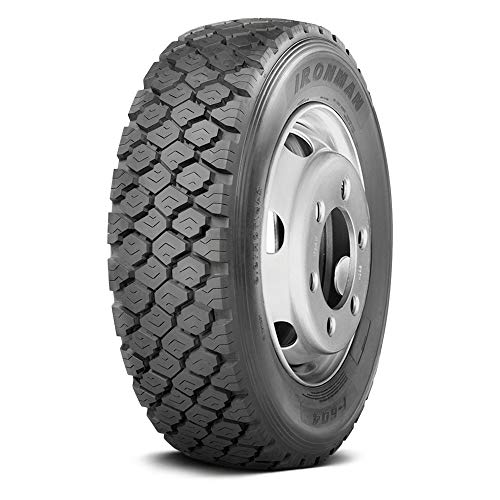 Ironman I-604 225X70R19.5 Tire - All Season, Commercial (HD) -  87354