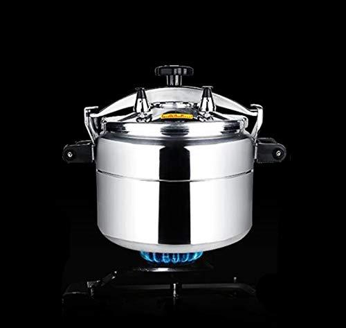 Cocina de presión de aleación de aluminio de gran capacidad, olla a...
