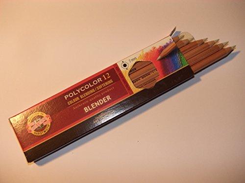 R-K1000-12 - KOH-I-NOOR Polycolor Mischstift/Blender - 12 Stück/Packung
