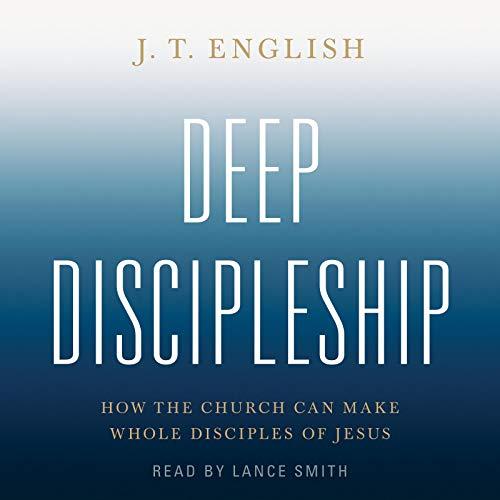 Deep Discipleship cover art