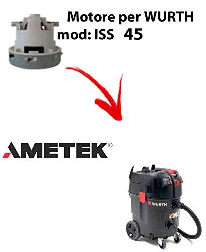 ISS 45 automatic motor WURTH Ameteken succión para aspirador