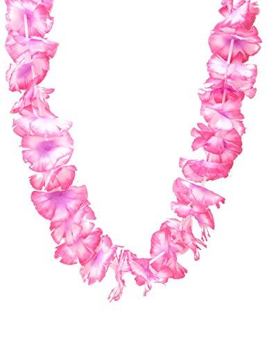 Generique - Collana di Fiori Hawaiana Rosa