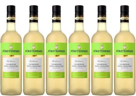 2020 Weinkellerei Hohenlohe Fürstenfass Lemberger weiß gekeltert (6x0,75l)