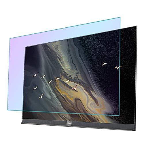 ASPZQ Smart TV LED LG De 32-75 Pulgadas Anti Reflejante Luz Azul Anti Proteger Los Ojos Película Protectora De Pantalla Accesorios De TV, Varios Tamaños Decoración navideña