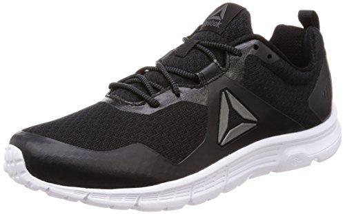 Reebok Run Supreme 4.0, Zapatillas de Trail Running para Hombre, Negro (Black/Ash Grey/White 000), 47 EU