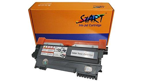 Start - XXL Toner 5.200 Seiten ersetzt Brother Toner TN-2320 TN2320 für Brother DCP-L HL-L und MFC-L Geräte schwarz