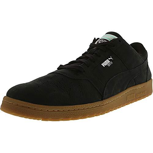 PUMA Men's Sky Ii Lo Diamond Ankle-High Suede Fashion Sneaker