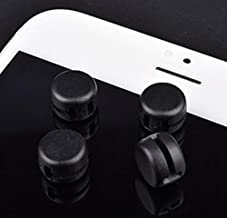 FidgetKute 4 Pcs Winder Plug Holder Cable Management Clip for Powerbeats 2 3 Urbeats One Size