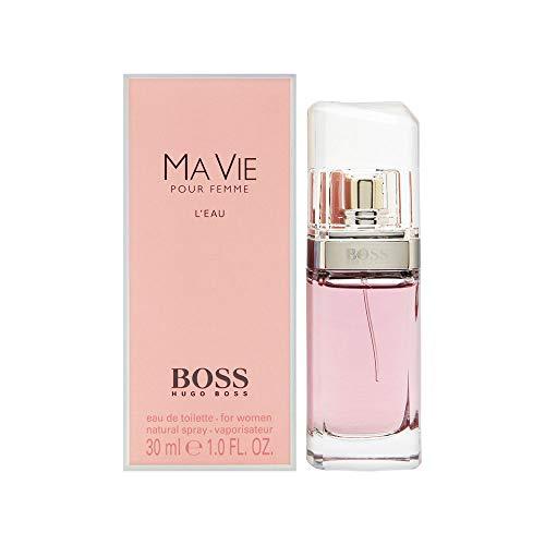 BOSS Ma Vie Florale Eau de Parfum femme woman, 1er Pack (1 x 30 ml)