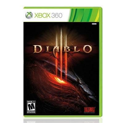 Diablo III X360 (Please see item detail in description)